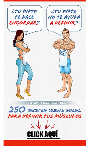 Cocina Metabolica. Recetas para quemar grasa y definir tus músculos
