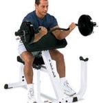 Levantamiento de Pesas de Alta Repetición para Desarrollar Músculos Delgados y Definidos
