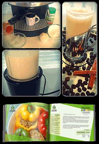 Batido Energético Cocina Metabolica