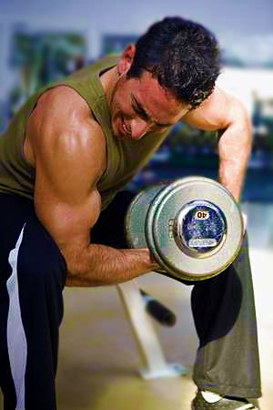 gran culo muscular
