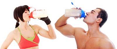 Batido de Proteina para Aumentar los Gluteos