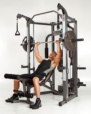 Banco-Weider-Smith-Machine