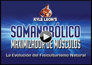 Video Maximizador de Musculos de Kyle Leon