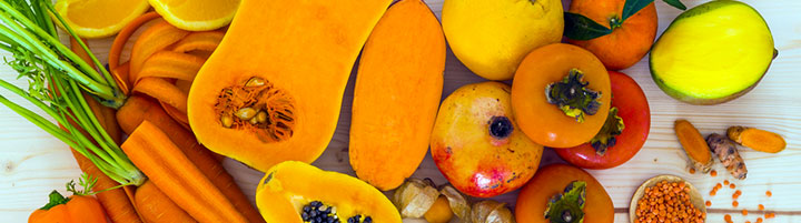 Vitaminas y minerales esenciales Vitamina A Caroteno